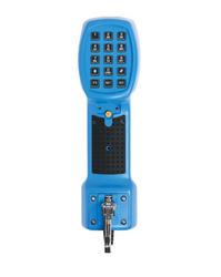 El  DR-700 ES permite  comprobar las condiciones de la línea telefonica sin la ayuda de analizadores de prueba, ahorrando tiempo de trabajo en campo. Incorpora un indicador de aguja para realizar las mediciones.  Características: